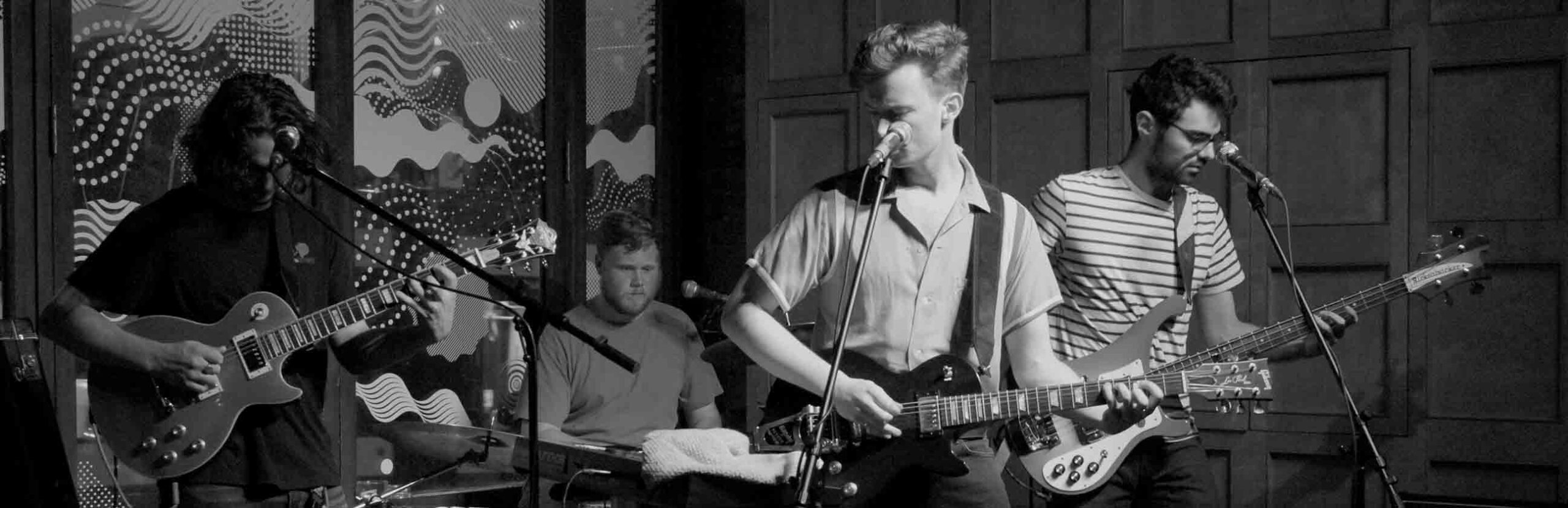 The Detours playing at The Gladstone Hotel
