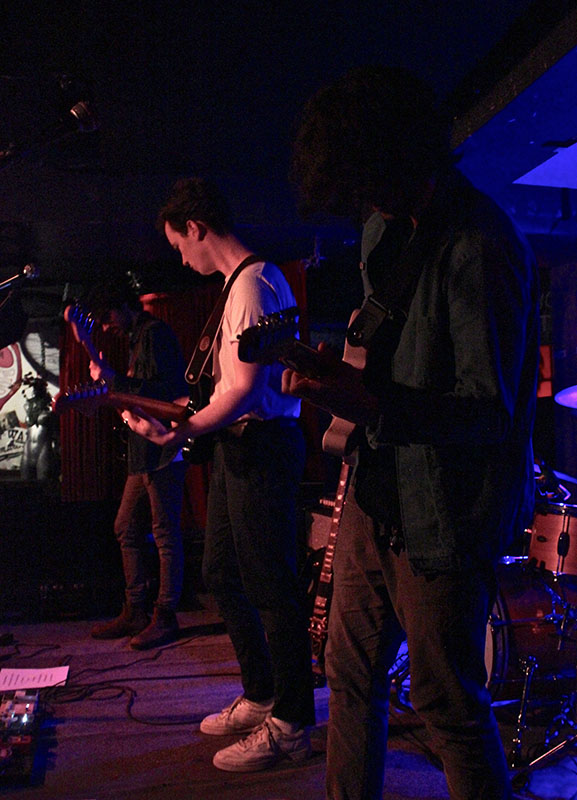 The Detours at The Monarch Tavern (2020.03.14)